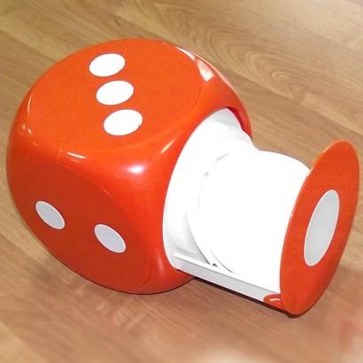 Box для CD Игральные Кости