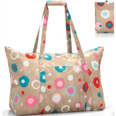 Дорожная складная сумка Mini maxi funky dots 1