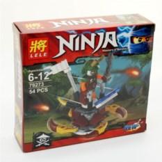 Конструктор Lele Ninja, 54 детали