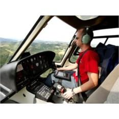 Сертификат Обучение управлению вертолетом Robinson R-44