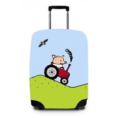 Чехол для чемодана Поросенок Петр