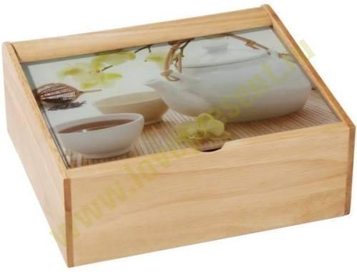 Подарочный набор «Чайная шкатулка»