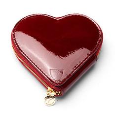 Кошелек для монет «Сердце» (Aspinal of London)