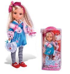 Набор «Кукла Нэнси в наряде Алиса в стране чудес»