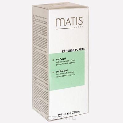 Очищающий гель для лица Matis, 125 мл