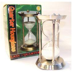 Часы песочные на 15 мин