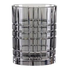 Ссерый низкий стакан HighLand