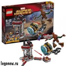 Конструктор Lego Super Heroes Миссия побег