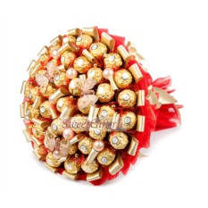Букет из конфет Престиж