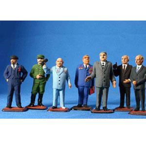 Набор фигурок «Лидеры»
