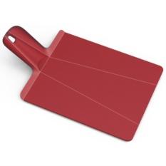 Красная средняя разделочная доска Chop2Pot Plus