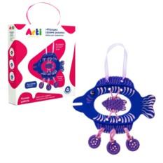 Набор для раскрашивания «Глиняная рыбка Ундина»