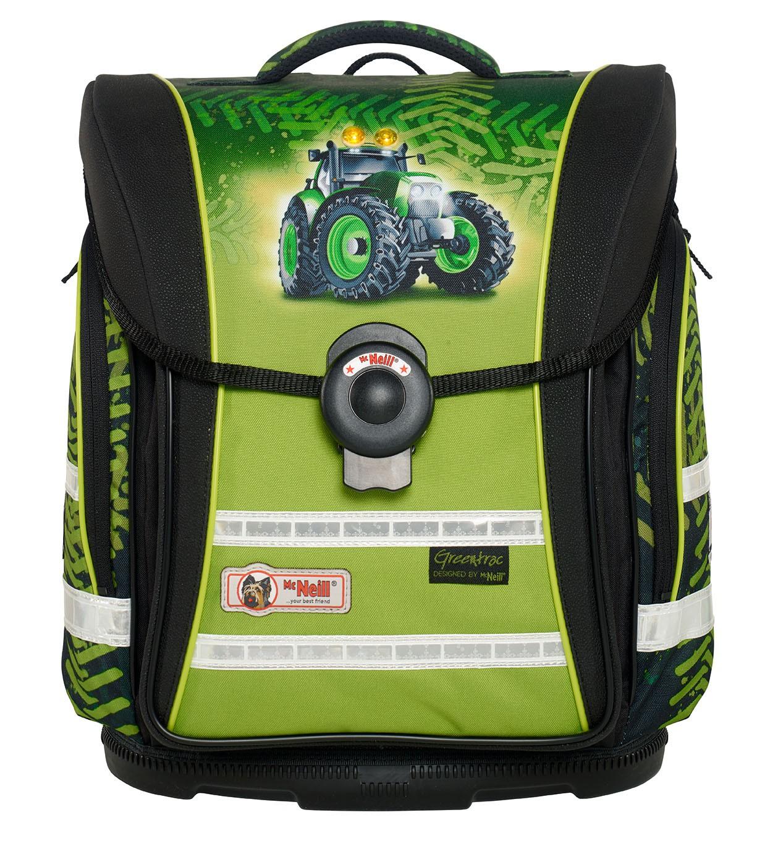 Школьный рюкзак MC Neill ERGO Light COMPACT Гринтрак