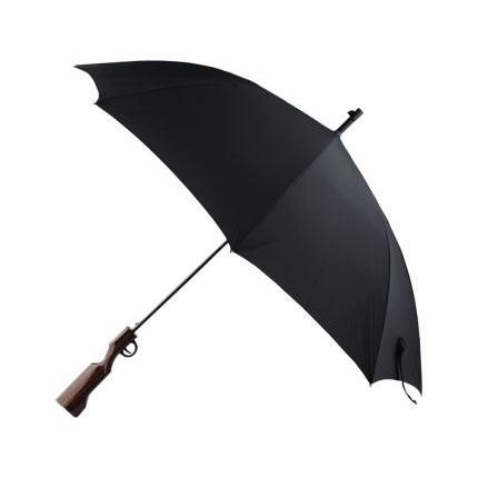 Зонт-трость «Military» с ручкой в форме приклада ружья