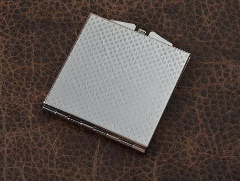 Карманное зеркальце, коллекция Mirror (металл, тип 1)