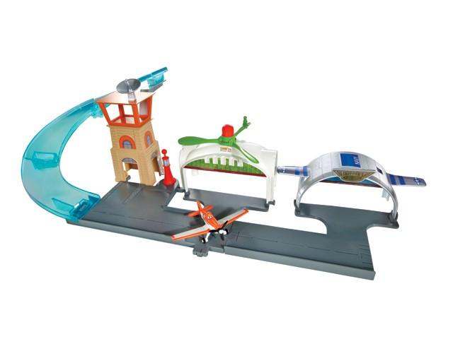 Набор Mattel Planes Аэродром
