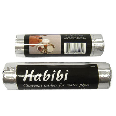 Уголь для кальяна Habibi