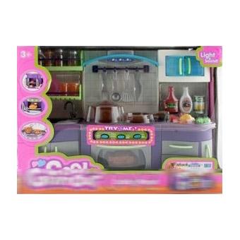 Игровой набор «Кухня» Cool glamour