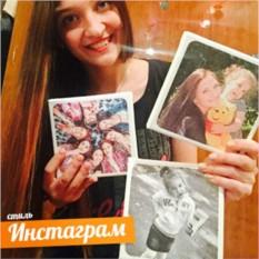 4 мини-холста с портретами фото