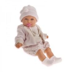 Кукла Роза в бежевом Munecas Antonio Juan