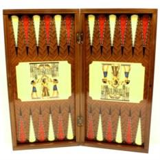Нарды (50 см) Папирус, лакированные (Турция)