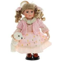 Фарфоровая коллекционная кукла Дарья