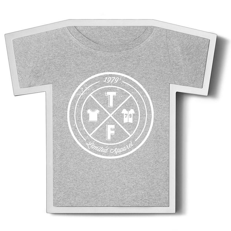 Рамка для футболки T-frame белая