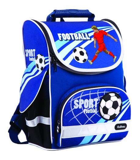 Ортопедический рюкзак с анатомической спинкой Футбол