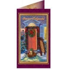 Набор для вышивания Весёлого Рождества