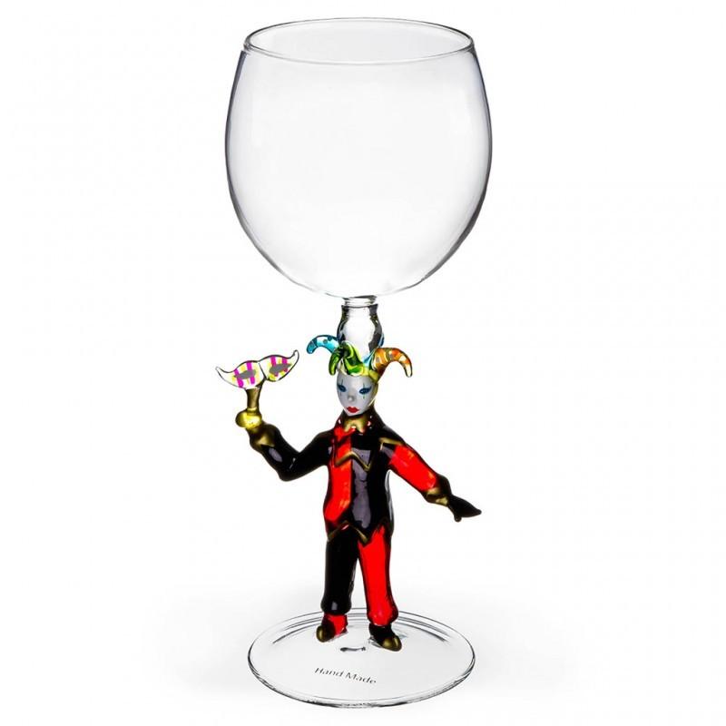 Бокал для вина Джокер
