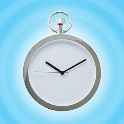 Настенные часы Держи карман шире*