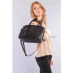 Черная женская сумка Giovanna Milano black