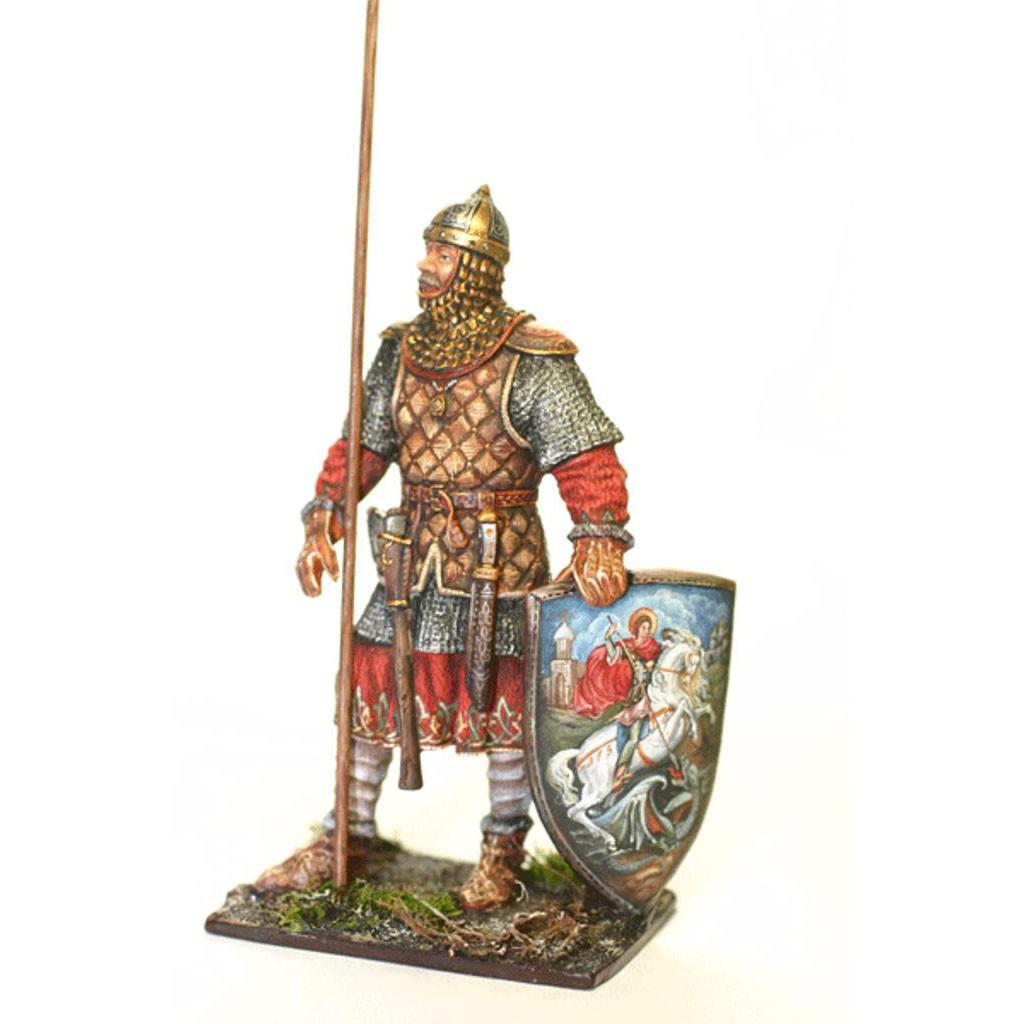 Оловянный солдатик викинг