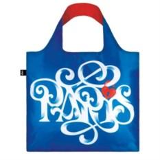 Складная сумка Loqi Alex Trochut Paris