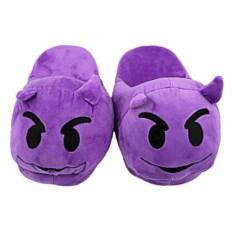 Тапочки Emoji Devil