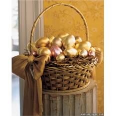 Подарочная корзина Пасхальная 1