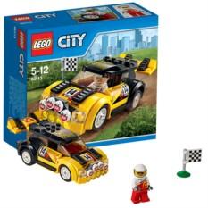 Конструктор Lego City Гоночный автомобиль