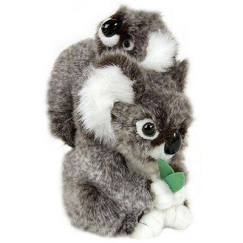 Мягкая игрушка Коала с детенышем от HANSA