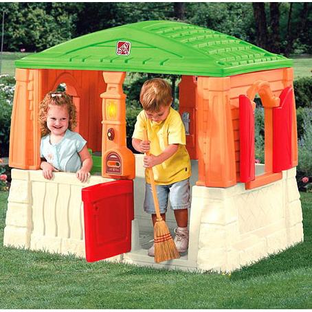 детские домики Уютный Коттедж II