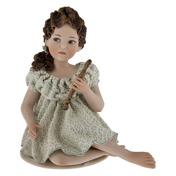 Фарфоровая статуэтка Gaia Sibania