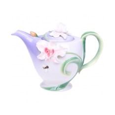 Керамический заварочный чайник «Орхидея»