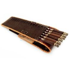 Шашлычный набор шампуров с деревянными ручками «Баран»