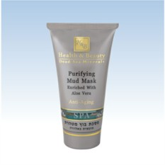 Очищающая грязевая маска с Алоэ Вера Health&Beauty (100 мл)