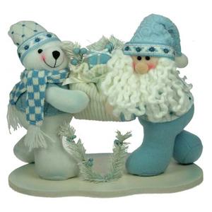 «Дед Мороз и медвежонок»