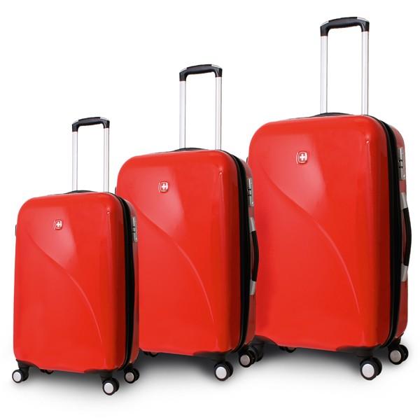 Чемодан Wenger Evo Lite Pilot Case, красный