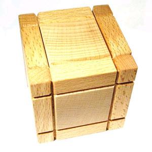 Головоломка Куб Катлера из 3 элементов (малый)