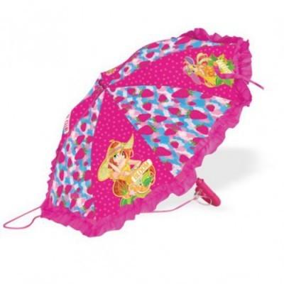 Детский зонтик-трость Strawberry Fruit