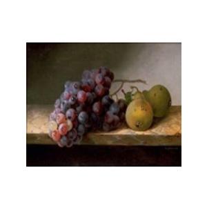 Картина «Виноград и груши»