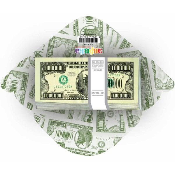 Конверт 1 миллион долларов