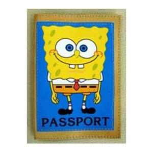 Обложка для паспорта «Губка Боб»